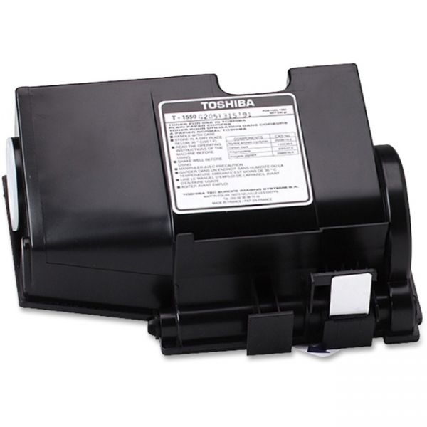 Toshiba T1550 Black Toner Cartridge