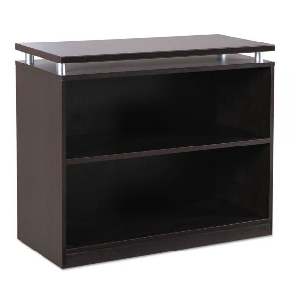 Alera Sedina Series 2-Shelf Bookcase