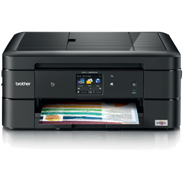 Brother MFC MFC-J880DW Inkjet Multifunction Printer - Color - Photo Print - Desktop