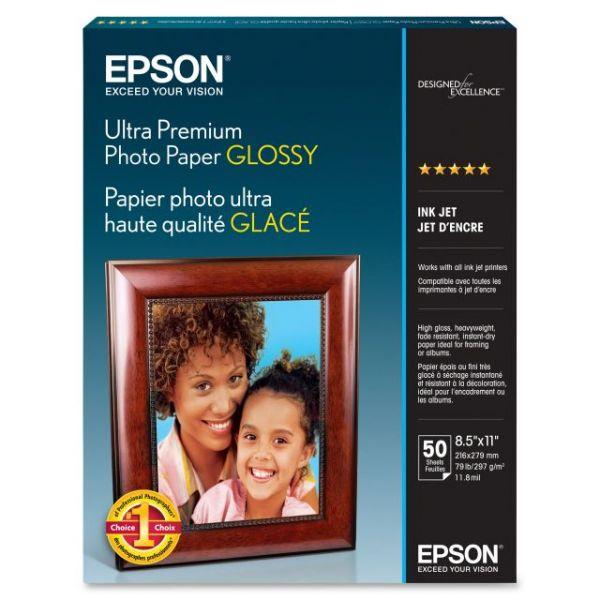 Epson Ultra Premium Glossy Photo Paper