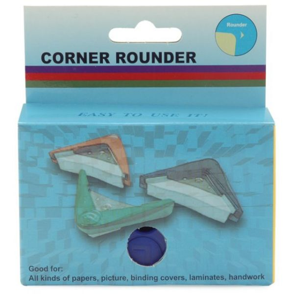 Corner Rounder Large Punch
