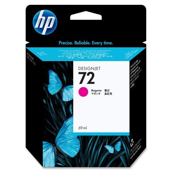 HP 72 Magenta Ink Cartridge (C9399A)
