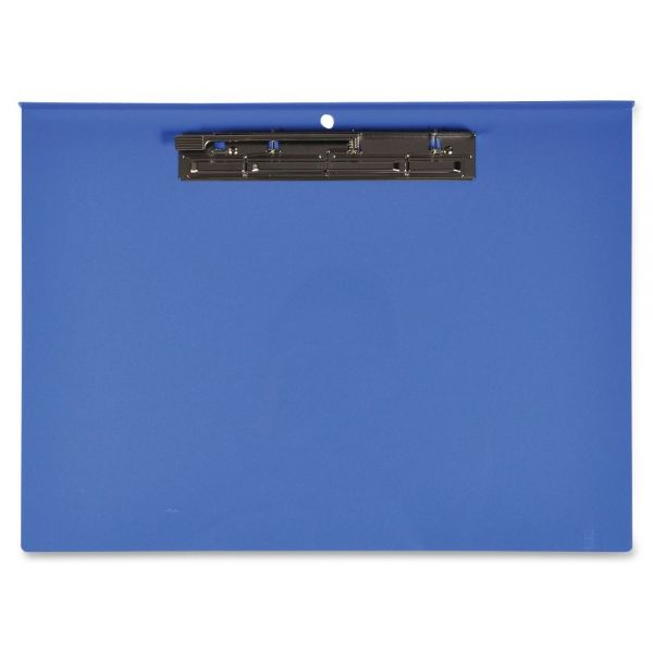 Lion Landscape Blue Plastic Clipboard