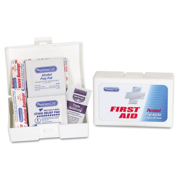 PhysiciansCare Personal 38-pc First Aid Kit