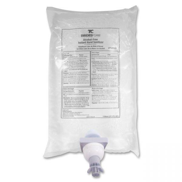 Rubbermaid AutoFoam Enriched Foam Hand Sanitizer Refills
