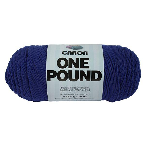 Caron One Pound Yarn - Royalty