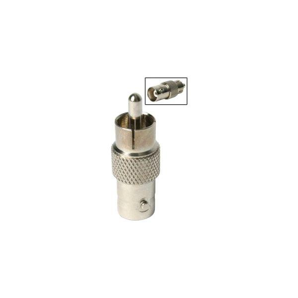 StarTech.com RCA to BNC Adapter - M/F