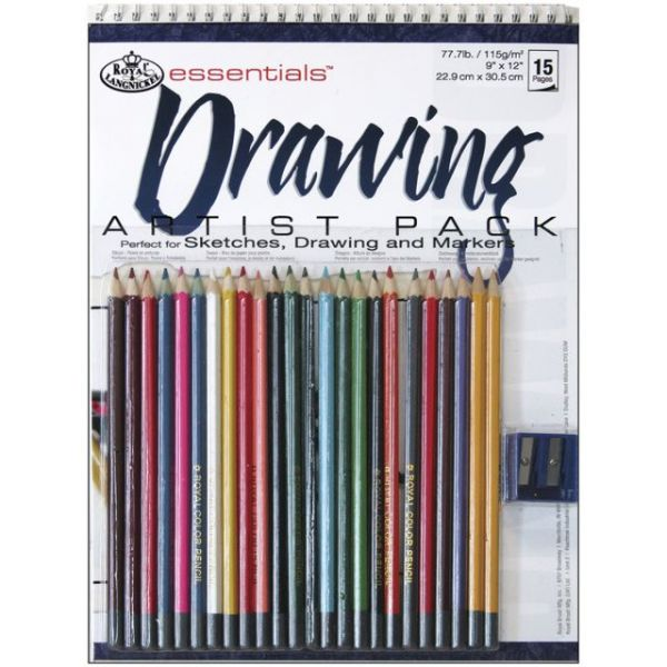 Essentials Drawing Artist Pack