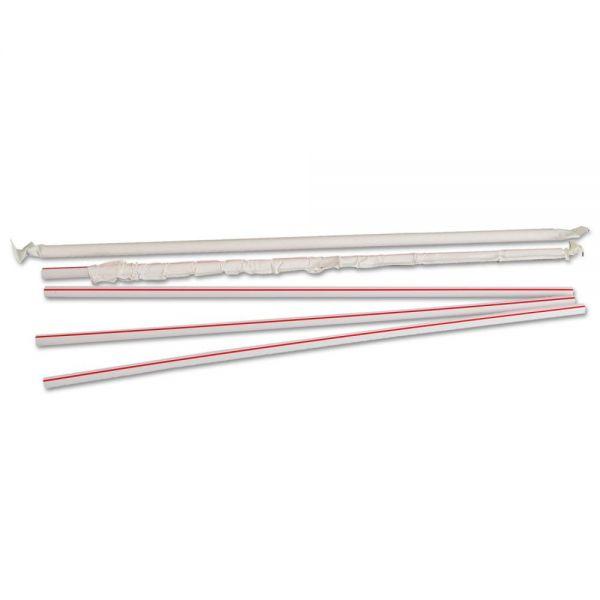 GEN Wrapped Jumbo Straws