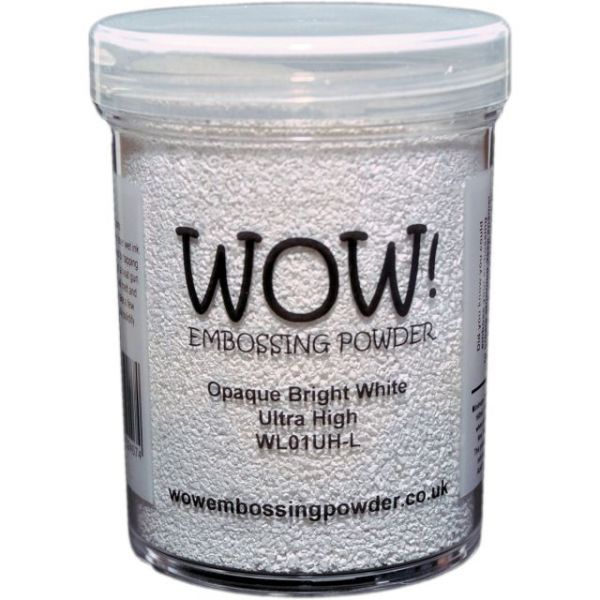 WOW! Embossing Powder Ultra High Large Jar 160ml