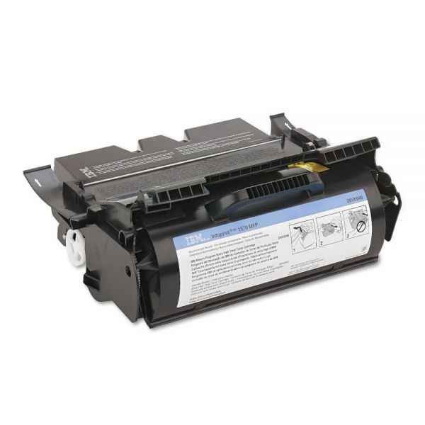 IBM 39V0546 Black Return Program Toner Cartridge