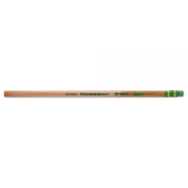 Ticonderoga Renew Recycled #2 Wood Pencils