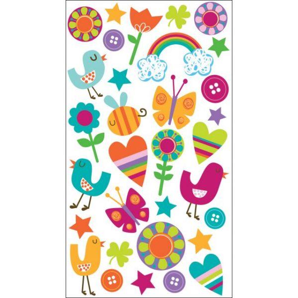 Sticko Sparkler Classic Stickers