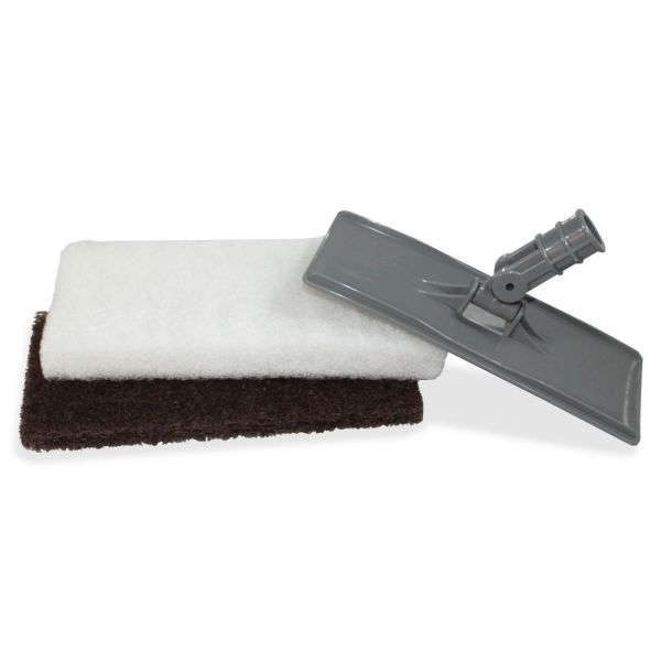 Genuine Joe Hand Scrubber Cleaning Pad Holders