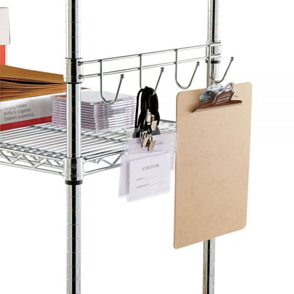 Alera Hook Bars For Wire Shelving
