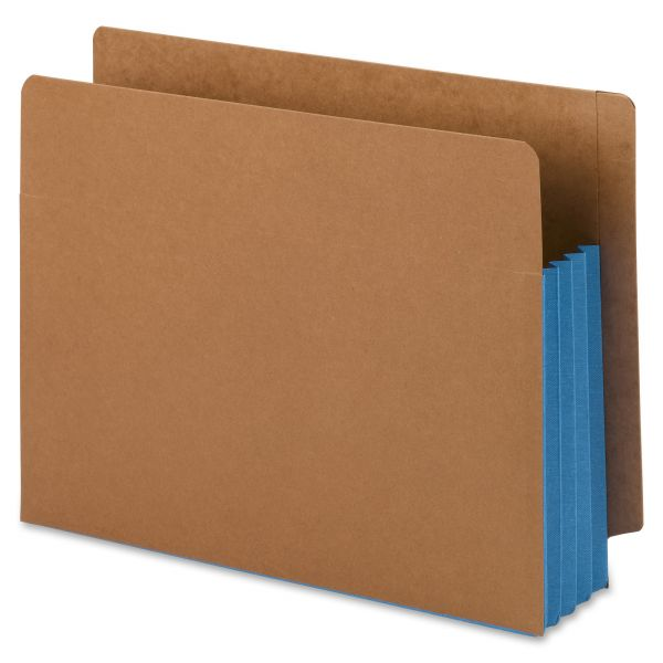 Smead TUFF Extra Wide Super-Tuff Expanding File Pockets