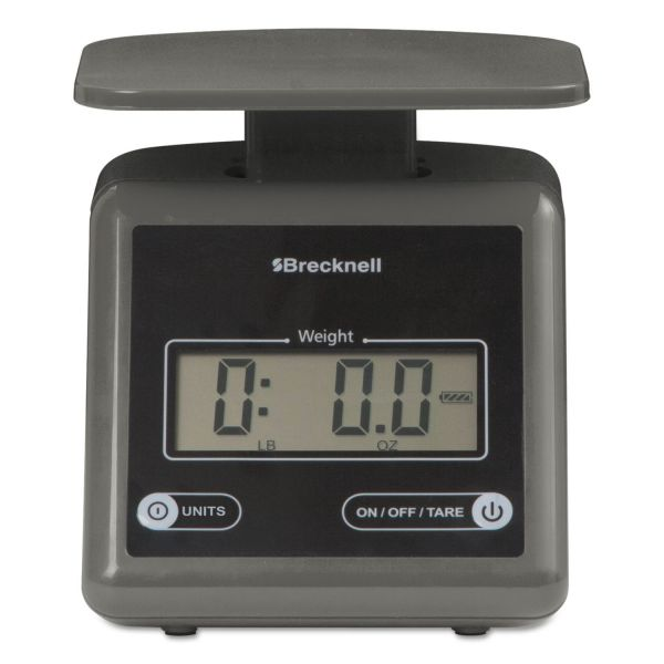 Brecknell Electronic Postal Scale