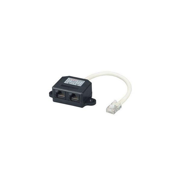 Black Box Cat.5e Cable Doubler