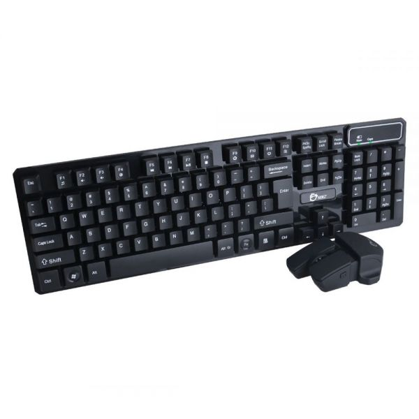 SIIG Wireless Dura-Duo Keyboard & Mouse Combo