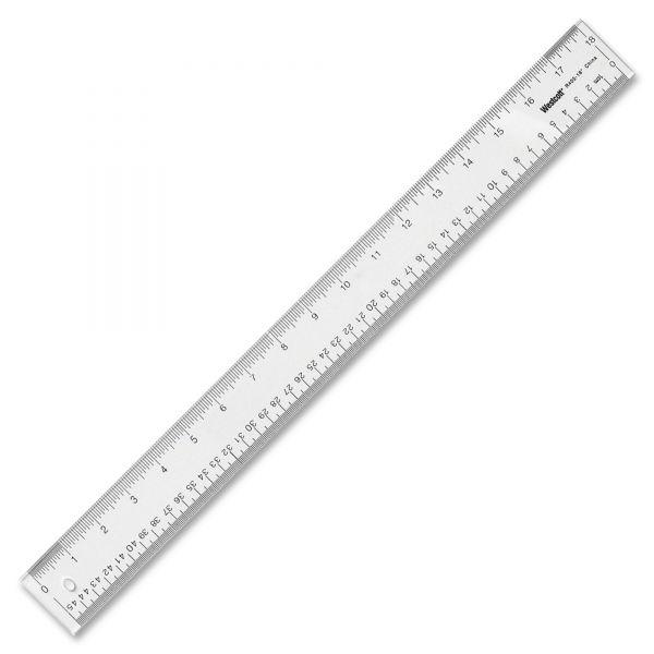 Westcott See-Through Acrylic Rulers