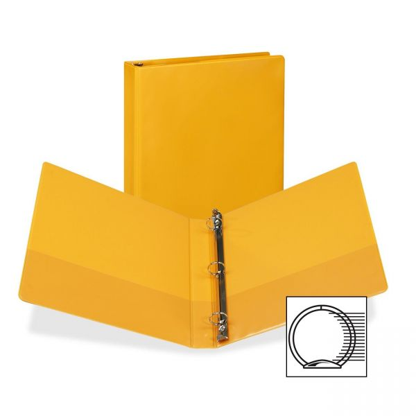 """Samsill Antimicrobial 1"""" 3-Ring View Binders"""