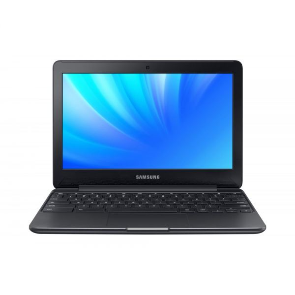 "Samsung Chromebook 3 11.6"" Chromebook - Intel Celeron N3050 Dual-core (2 Core) 1.60 GHz - Metallic Black"