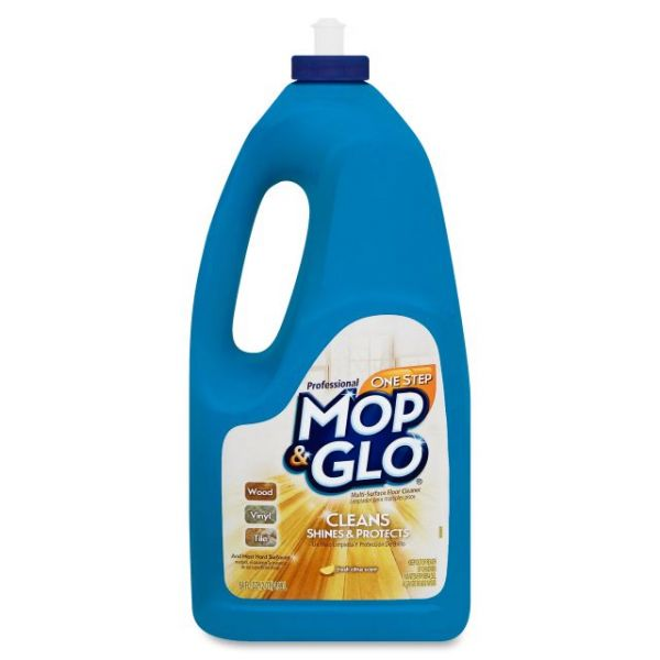 Mop & Glo One Step Floor Cleaner
