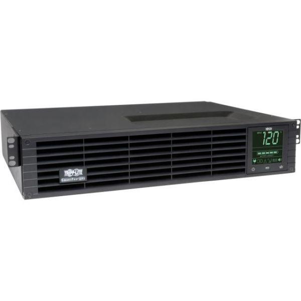 Tripp Lite UPS Smart 1000VA 900W Rackmount AVR 120V LCD USB Extended Run 2URM