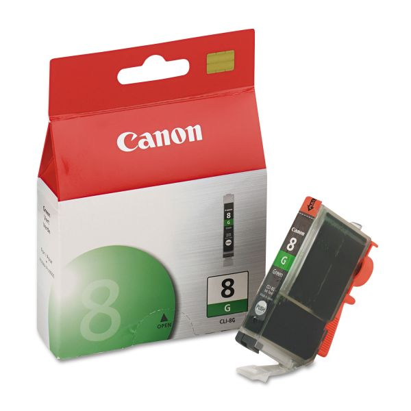 Canon CLI8G (CLI-8) Ink, Green