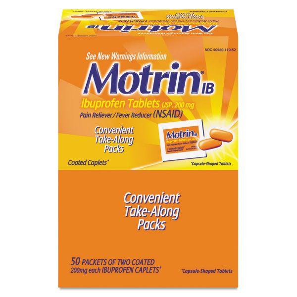 Motrin IB Pain Reliever