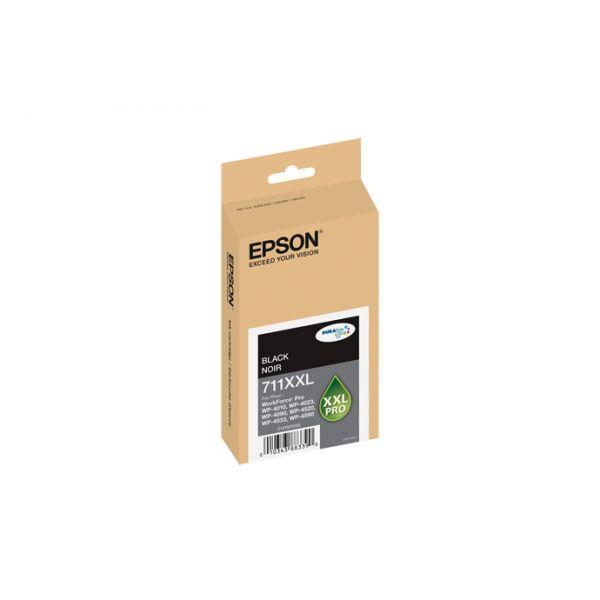 Epson 711 XXL Black High Yield Ink Cartridge (T711XXL120)