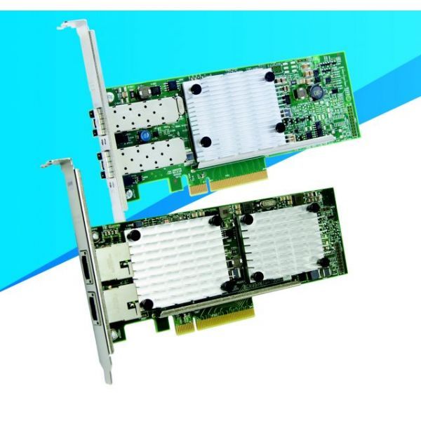 QLogic QLE3440-CU 10Gigabit Ethernet Card