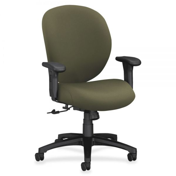 HON Unanimous 7622 Series Managerial Mid-Back Office Chair