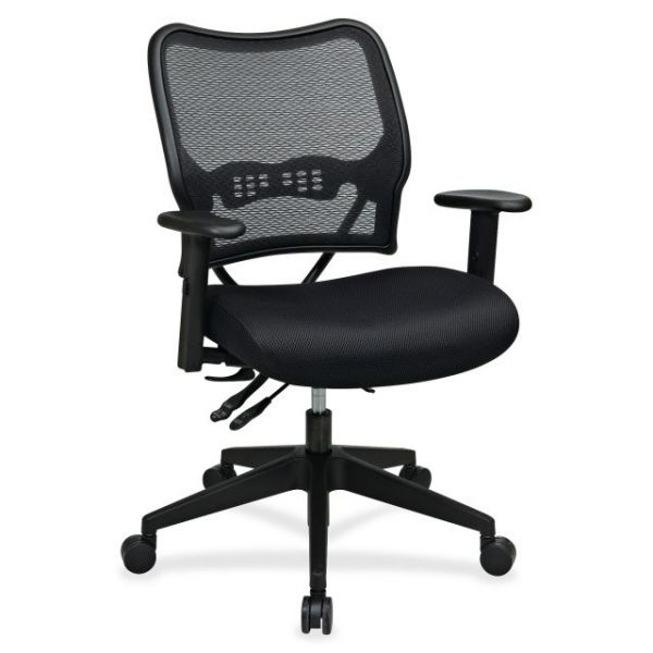 Office Star Space Air Grid Deluxe Task Chair