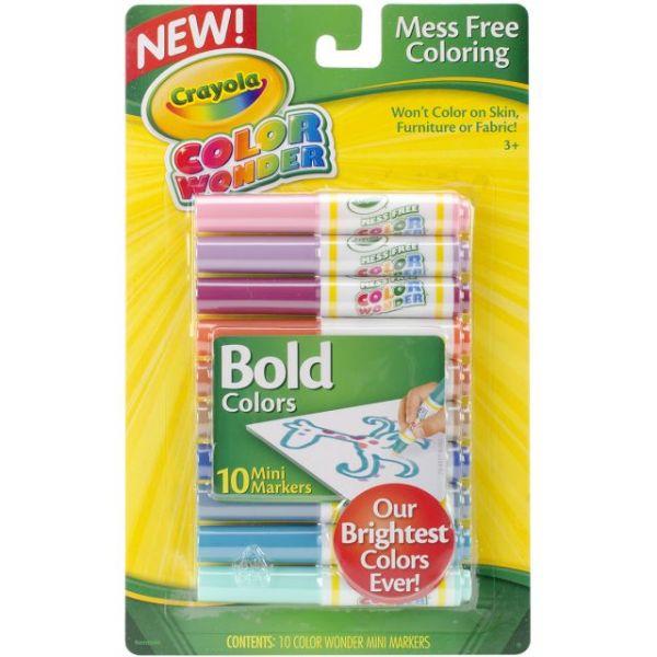 Crayola Color Wonder Mini Markers