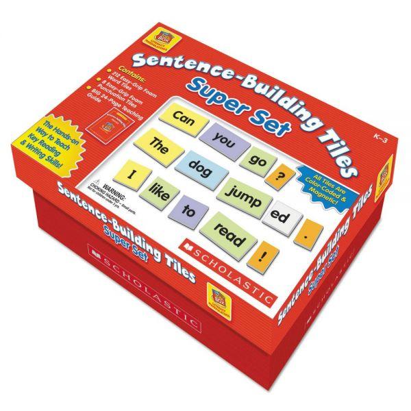 Little Red Tool Box: Sentence-Building Tiles Super Set