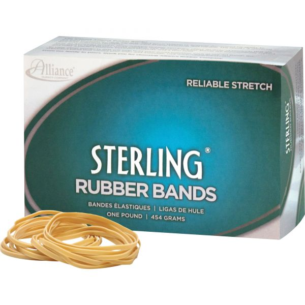 Sterling #18 Rubber Bands (1 lb)