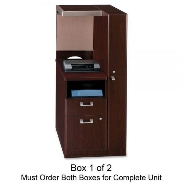 bbf Quantum QT2826CS Right Storage TowerBox 1of 2 by Bush Furniture