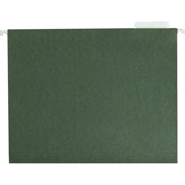 Smead 64055 Standard Green Hanging File Folders