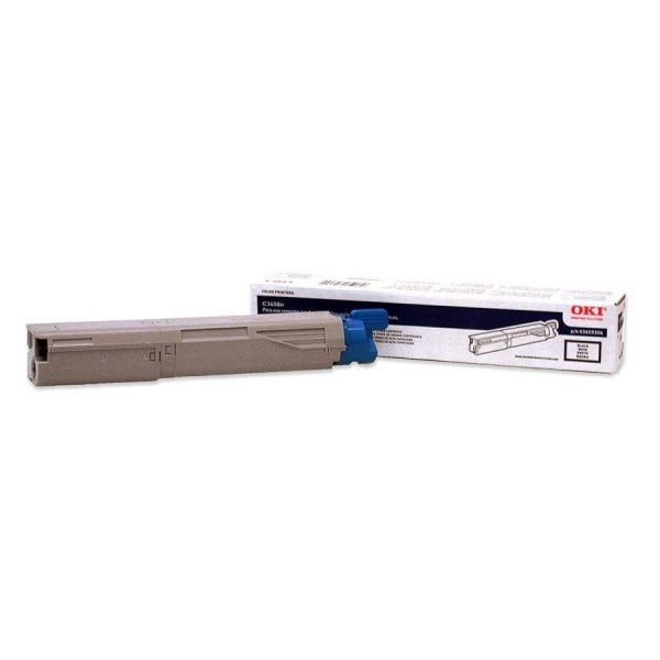 Oki 43459304 Black High Yield Toner Cartridge
