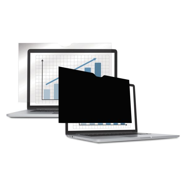 "Fellowes PrivaScreen Blackout Privacy Filter for 15"" MacBook Pro w/Retina Display, 16:10"