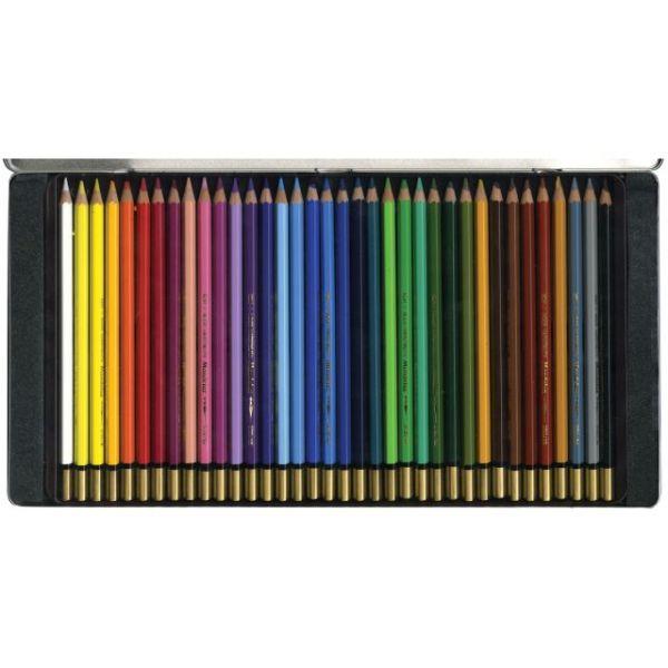 Mondeluz Aquarell Watercolor Pencils 36/Pkg