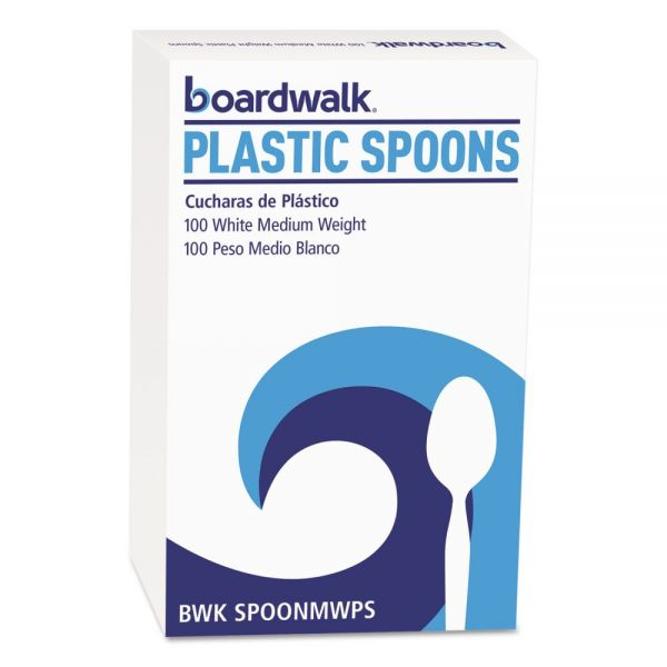 Boardwalk Full-Length Plastic Spoons