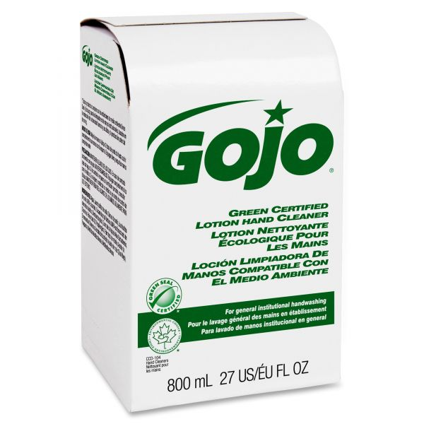Gojo Green Certified Lotion Hand Soap Refills