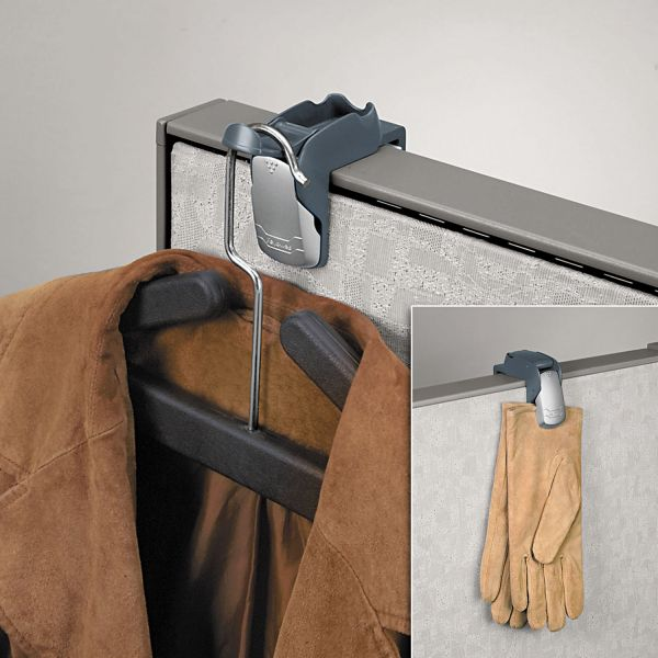Fellowes Partition Additions Coat Hook & Clip