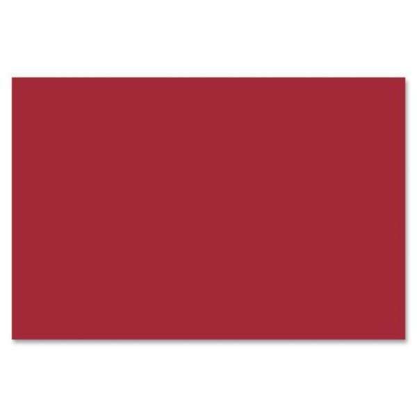 Nature Saver Red Construction Paper