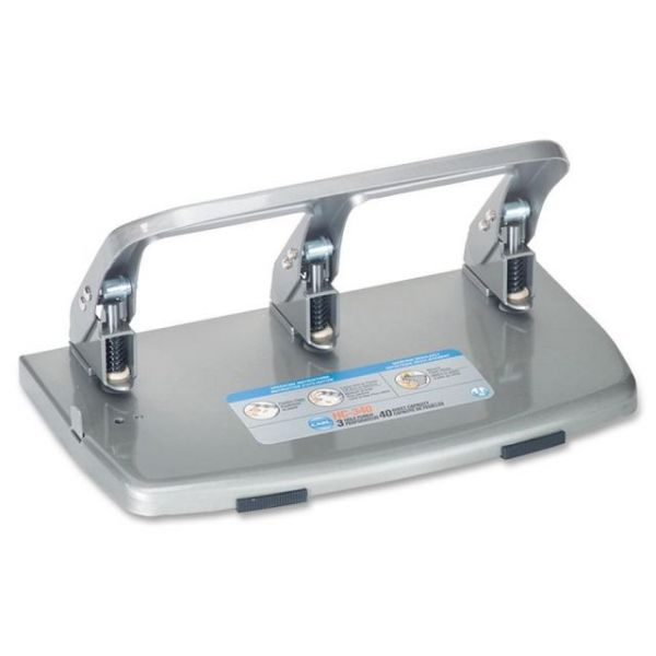 CARL Medium-Duty Three-Hole Punch