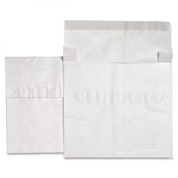 "Sparco 12"" x 15 1/2"" Tyvek Expansion Envelopes"
