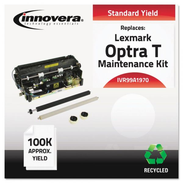 Innovera Remanufactured 99A1970 (T610) Maintenance Kit