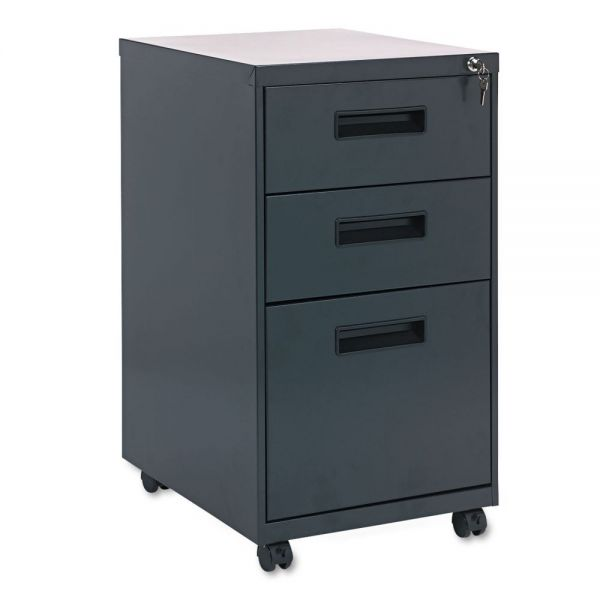 Alera 3-Drawer Mobile File Cabinet
